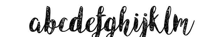 Angeline Vintage Font LOWERCASE