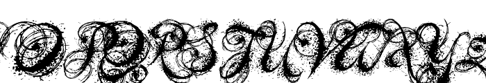 Angels Message Font UPPERCASE