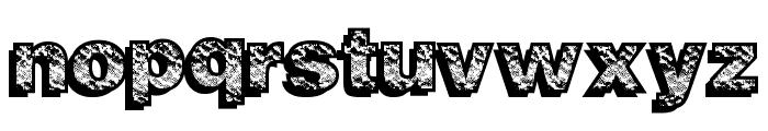 AnimalPlanet Font LOWERCASE