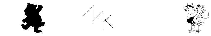 Animalishmk Font OTHER CHARS