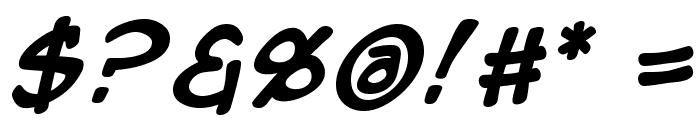 AnimeAce2.0BB-Bold Font OTHER CHARS