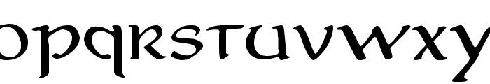 Aniron Font UPPERCASE