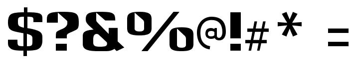 Anklepants-Regular Font OTHER CHARS