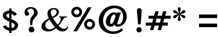 AnmolUni Bold Font OTHER CHARS