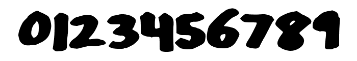 AnnMarker Font OTHER CHARS