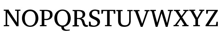 Annapurna SIL Font UPPERCASE
