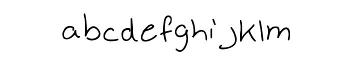 Anneke Medium Font LOWERCASE