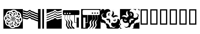 Annsample Font LOWERCASE