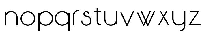 Anson Font LOWERCASE