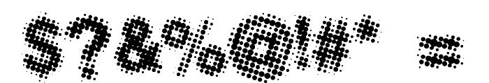 AntFarm Font OTHER CHARS