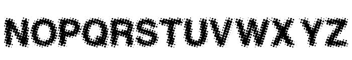 AntFarm Font LOWERCASE