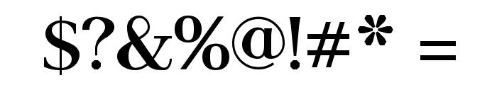 AntPolt-Bold Font OTHER CHARS