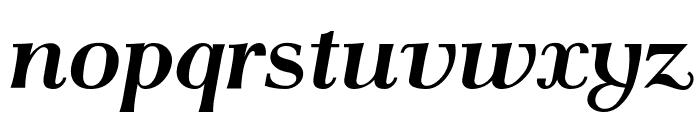 AntPolt-BoldItalic Font LOWERCASE