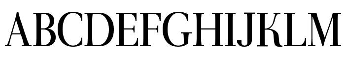 AntPoltCond-Regular Font UPPERCASE