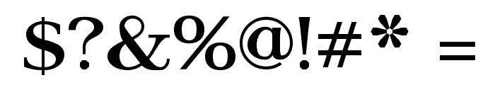AntPoltExpd-Bold Font OTHER CHARS
