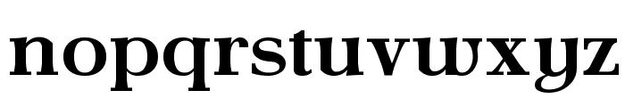 AntPoltExpd-Bold Font LOWERCASE
