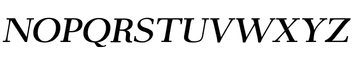 AntPoltExpd-Italic Font UPPERCASE