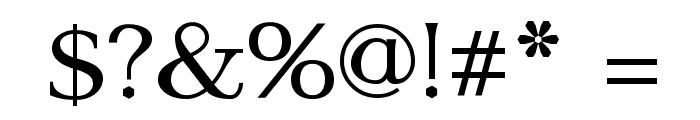AntPoltExpd-Regular Font OTHER CHARS