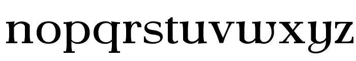 AntPoltExpd-Regular Font LOWERCASE
