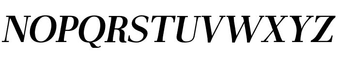 AntPoltLt-BoldItalic Font UPPERCASE