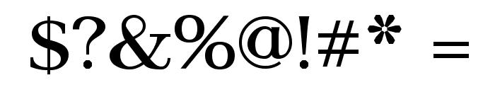 AntPoltLtExpd-Bold Font OTHER CHARS