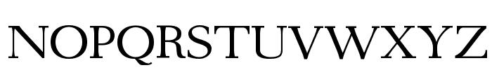 AntPoltLtExpd-Regular Font UPPERCASE