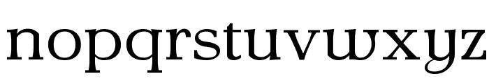 AntPoltLtExpd-Regular Font LOWERCASE