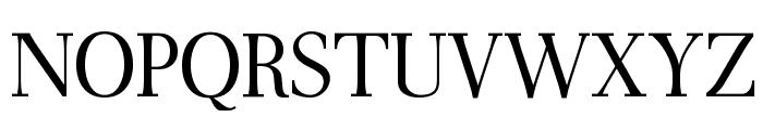 AntPoltLtSemiCond-Regular Font UPPERCASE