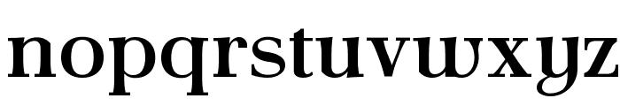 AntPoltLtSemiExpd-Bold Font LOWERCASE
