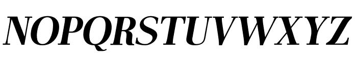 AntPoltSemiCond-BoldItalic Font UPPERCASE