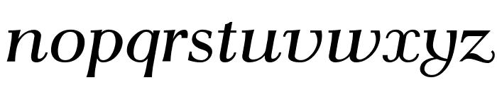 AntPoltSemiExpd-Italic Font LOWERCASE