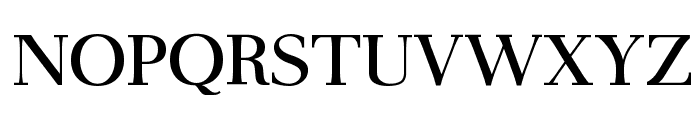 AntPoltSemiExpd-Regular Font UPPERCASE