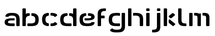 Antaris_ST_CF Font LOWERCASE