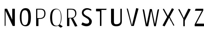 Antaviana Normal Font UPPERCASE