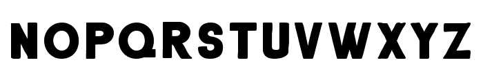 Anthology Regular DEMO Font LOWERCASE