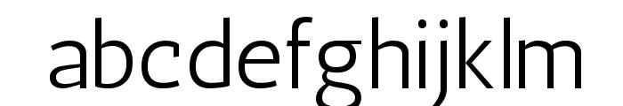 Antic Font LOWERCASE