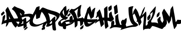 Antifont Font UPPERCASE