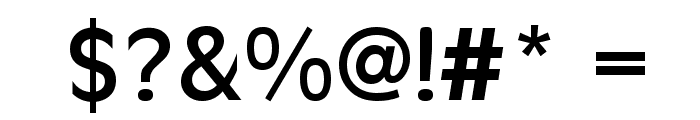 Antigoni Font OTHER CHARS