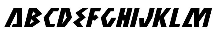 Antikythera Expanded Italic Font LOWERCASE