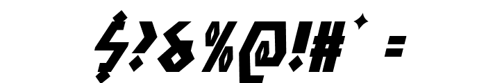 Antikythera Italic Font OTHER CHARS