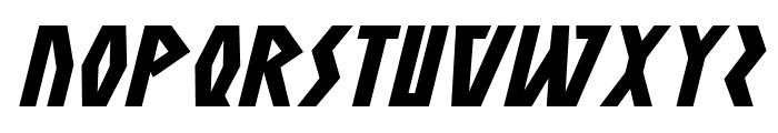 Antikythera Italic Font LOWERCASE