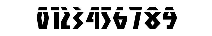 Antikythera Laser Regular Font OTHER CHARS