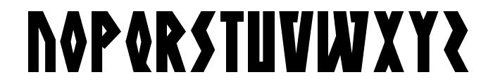 Antikythera Regular Font UPPERCASE