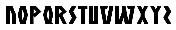 Antikythera Regular Font LOWERCASE