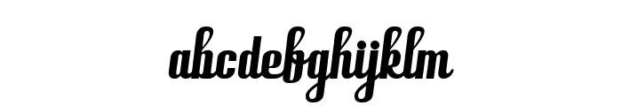 Antiophie personal use only Font LOWERCASE