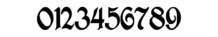 Antraxja  Goth 1938 Font OTHER CHARS