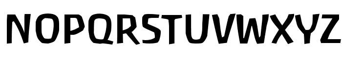 Antropos Freefont Font LOWERCASE