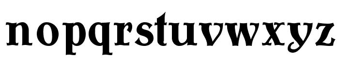 AntykwaTorunskaCond-Bold Font LOWERCASE
