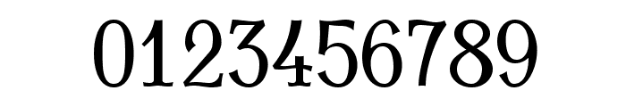 AntykwaTorunskaCond-Regular Font OTHER CHARS
