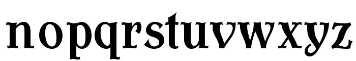 AntykwaTorunskaCondMed-Regular Font LOWERCASE